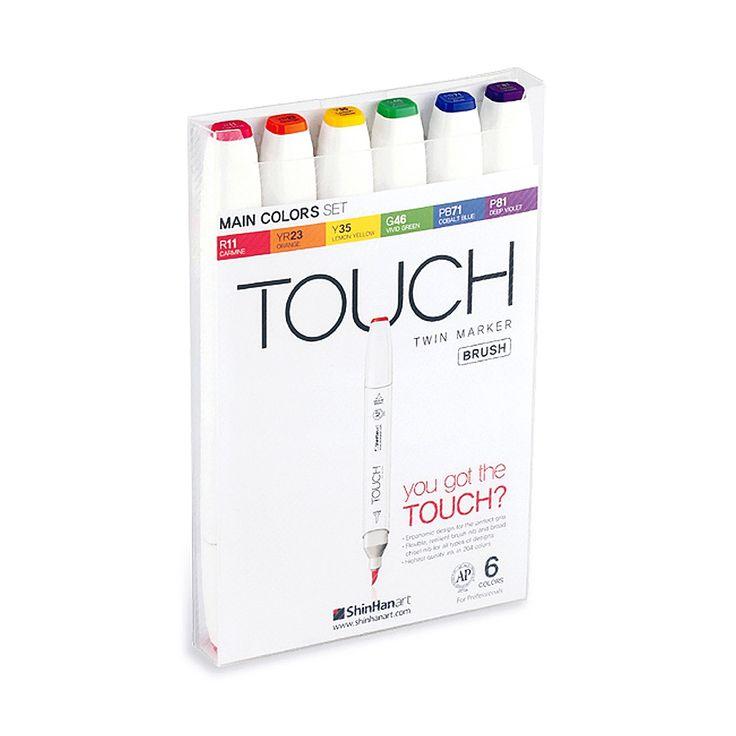 Výsledek obrázku pro touch marker