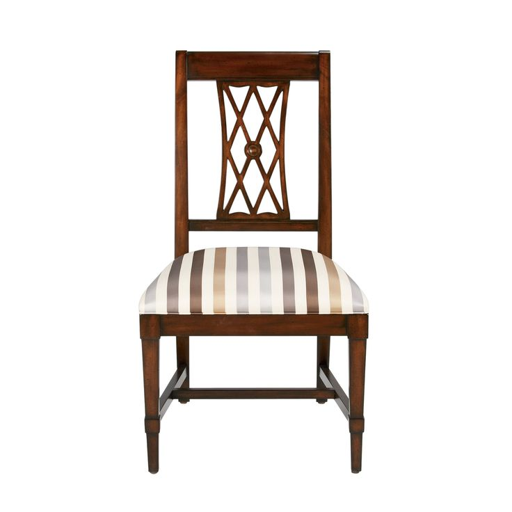 aviana side chair ethan allen us dining rm pinterest