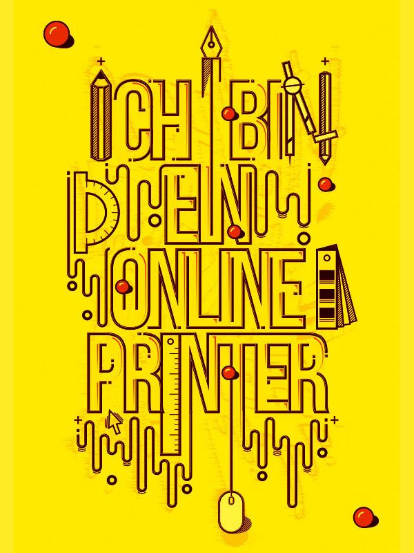 OnlinePrinters Lettering Campaign