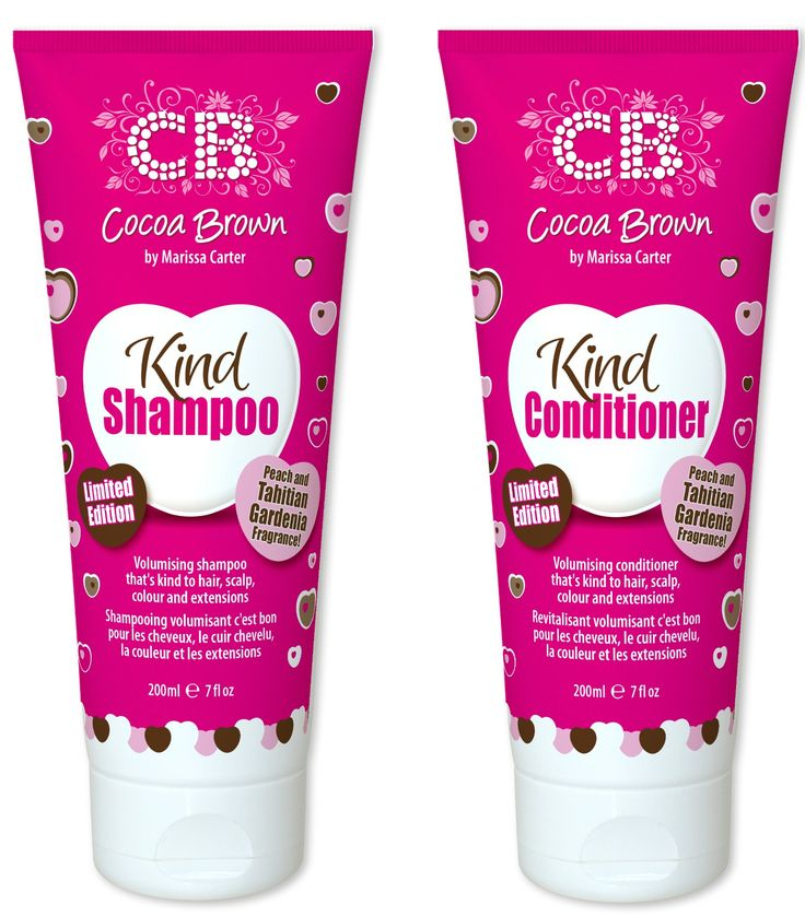 Shes Got Style: Cocoa Brown Kind Shampoo and Conditioner