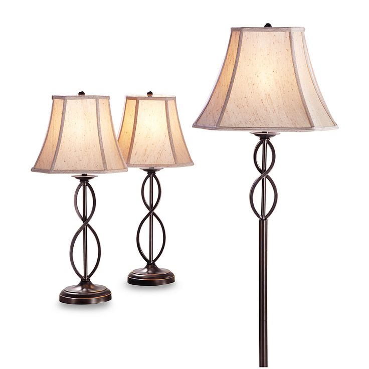 Bedroom Lamp Sets. 3 Piece Infinity Lamp Set  BedBathandBeyond com super cheap at 79 Best 25 Southwestern lamp sets ideas on Pinterest Sala set