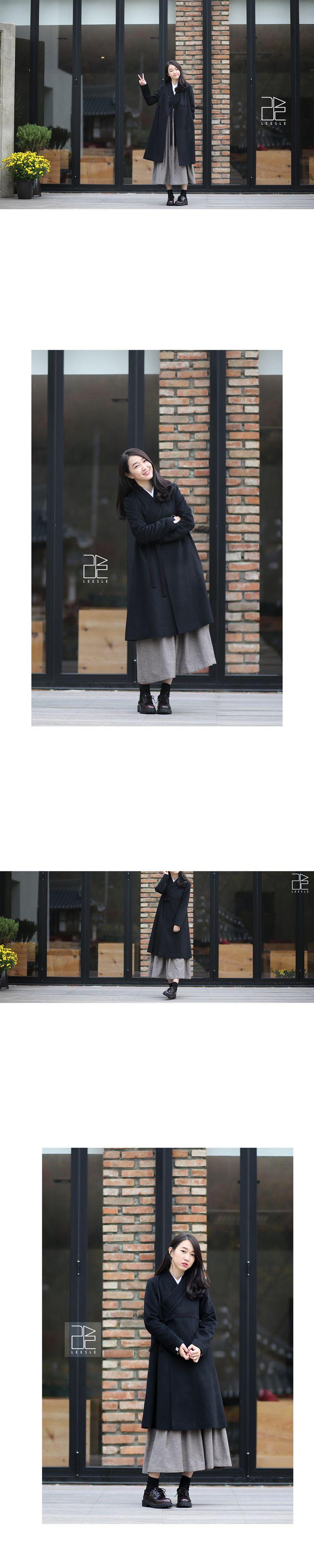 한복을 모티브로 한 캐주얼 브랜드 LEESLE 리슬