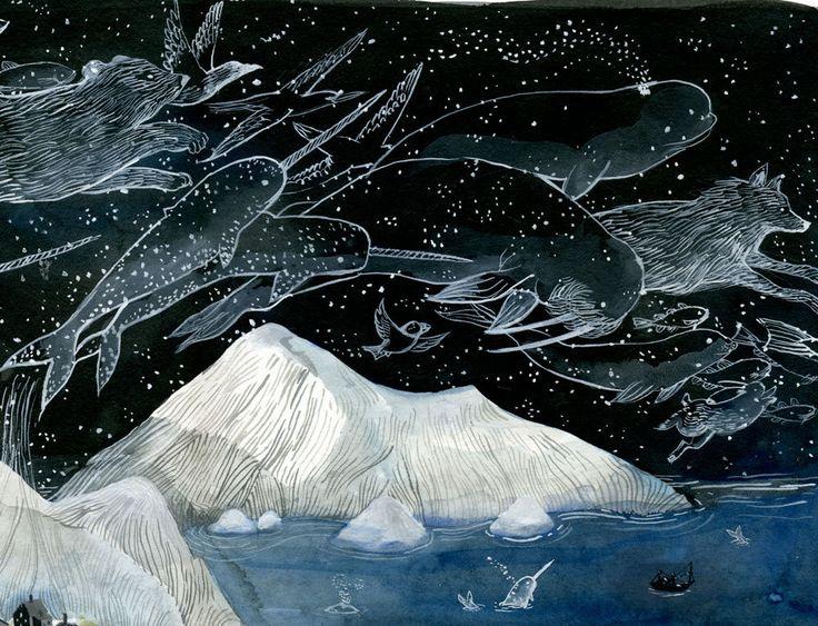The Migration- Diana Sudyka