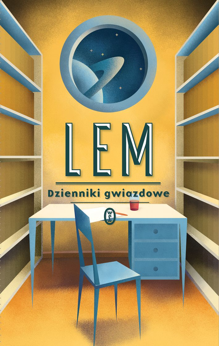 Następny absolutny klasyk Lema. Komentarz zbędny.
