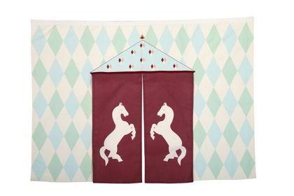 Welcome to the circus  #clean #room #storage #déco #design #kids #safe #scandinave #europeen #Flexa #circus #bed #bedroom #kids
