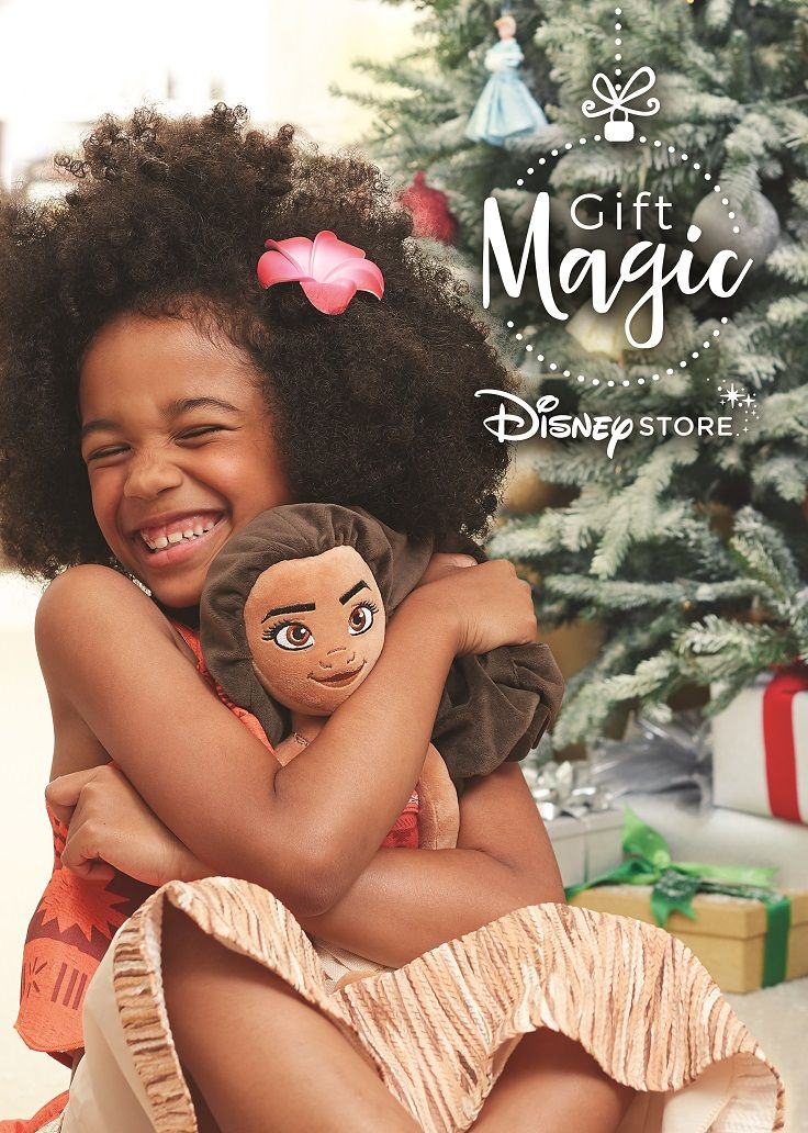 Gift magic this Christmas with Disney Store.
