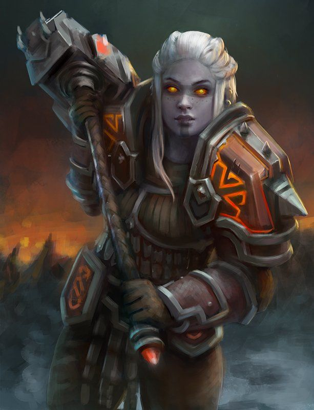 World Of Warcraft Female Character World Of Warcraft Art In 2019