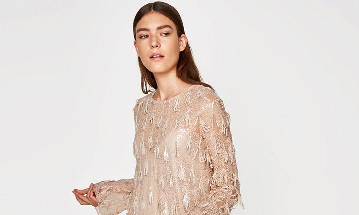 Vestidos por menos de 60 euros para invitadas sublimes, 'made in' Zara