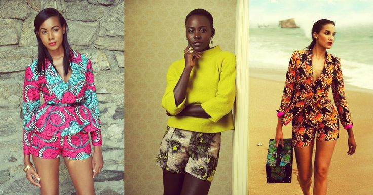 103 Best Images About Collages From Nigerian Fashion Police On Pinterest