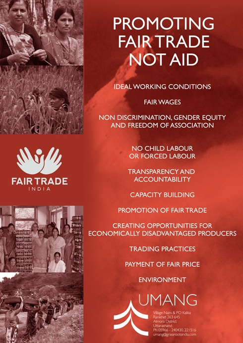Fair Trade Letter   GCSE Geography   Marked by Teachers com fair trade and free trade essay