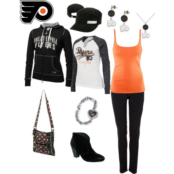 Outfit -- Philadelphia Flyers: Hot Outfits, Fit Outfits, Flyers D, Flyers Food, Workout Clothing, Outfits Fo, Workout Outfits, Flyers Ther, Philadelphia Flyers