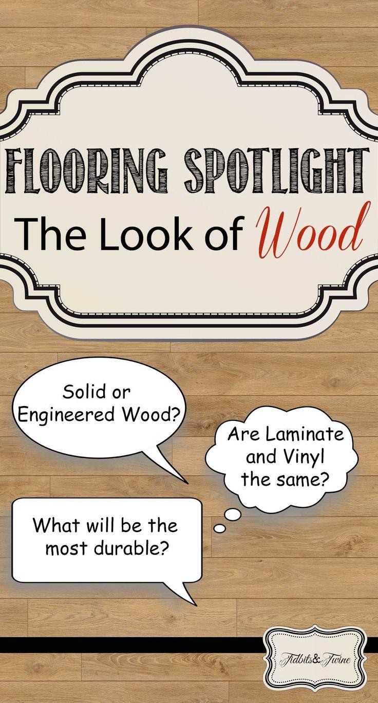 25 Best Ideas About Types Of Flooring On Pinterest