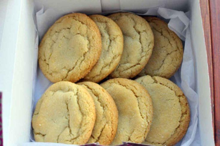 Easy Easter Dessert: Chewy Lemon Honey Cookies – RachaelRay.com   – Dolce
