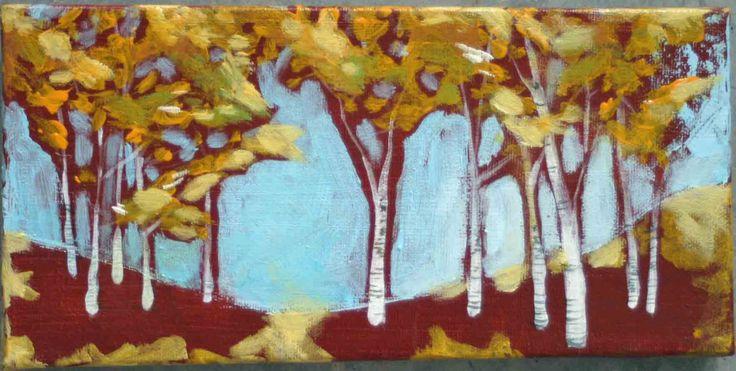 Birch Grove 6x12 $100