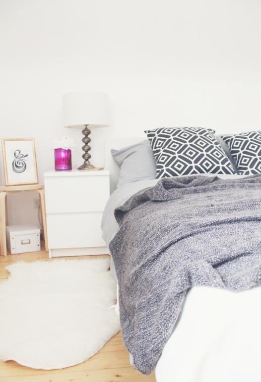 Die besten 20+ gemütliche weiße Schlafzimmer Ideen auf Pinterest ...