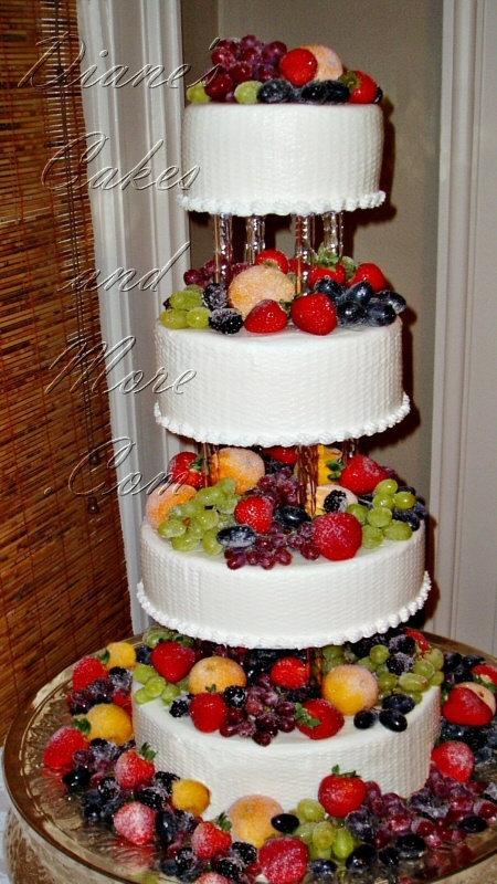 wedding cake with fruit filling fruit fillings for wedding cakes images 26898