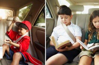 Viaggiare in auto con i bambini: ecco cinque buoni consigli!