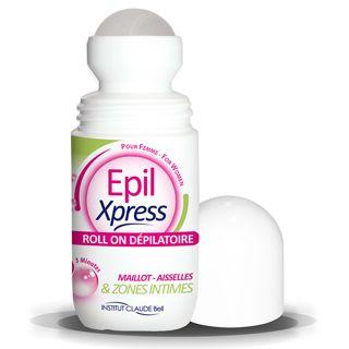 Loja de Cosmética e Produtos de Beleza vende Epil Express Roll On - Axilas e Zonas Intímas