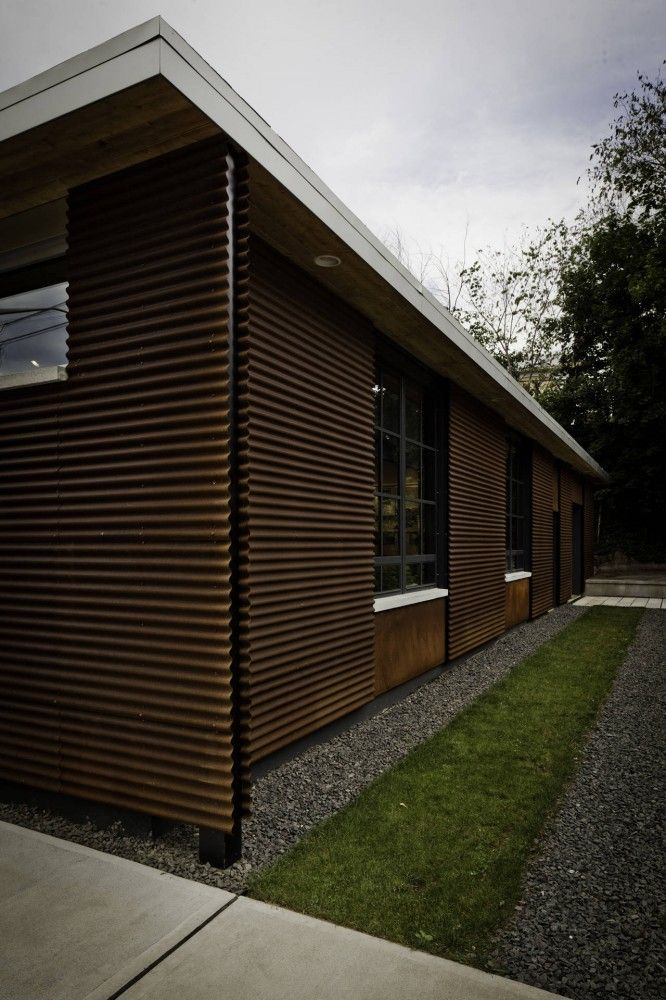 17 best images about metal siding on pinterest modern for House metal building