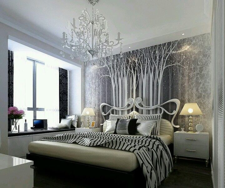 52 Best Magical Bedrooms Images On Pinterest
