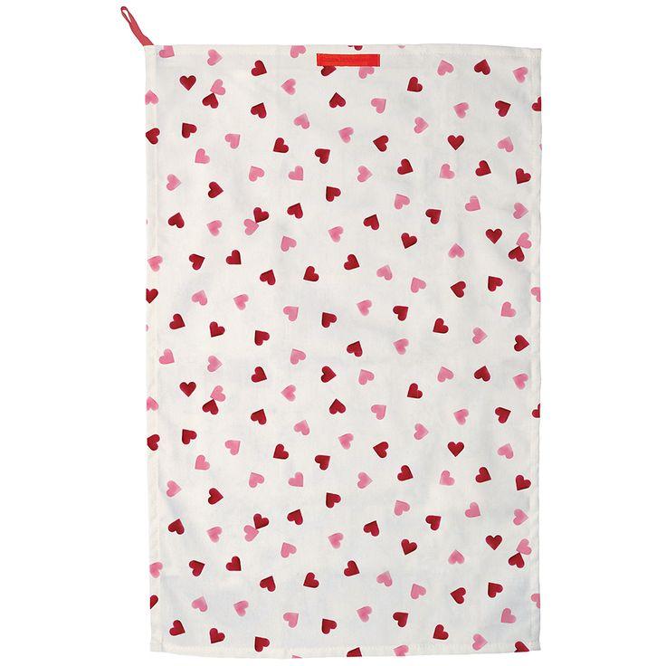 Emma Bridgewater Hearts Tea Towel
