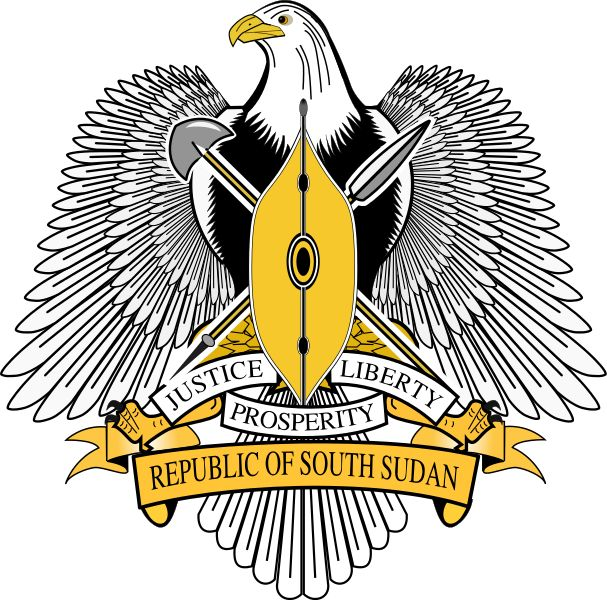 File:Coat of arms of South Sudan.svg
