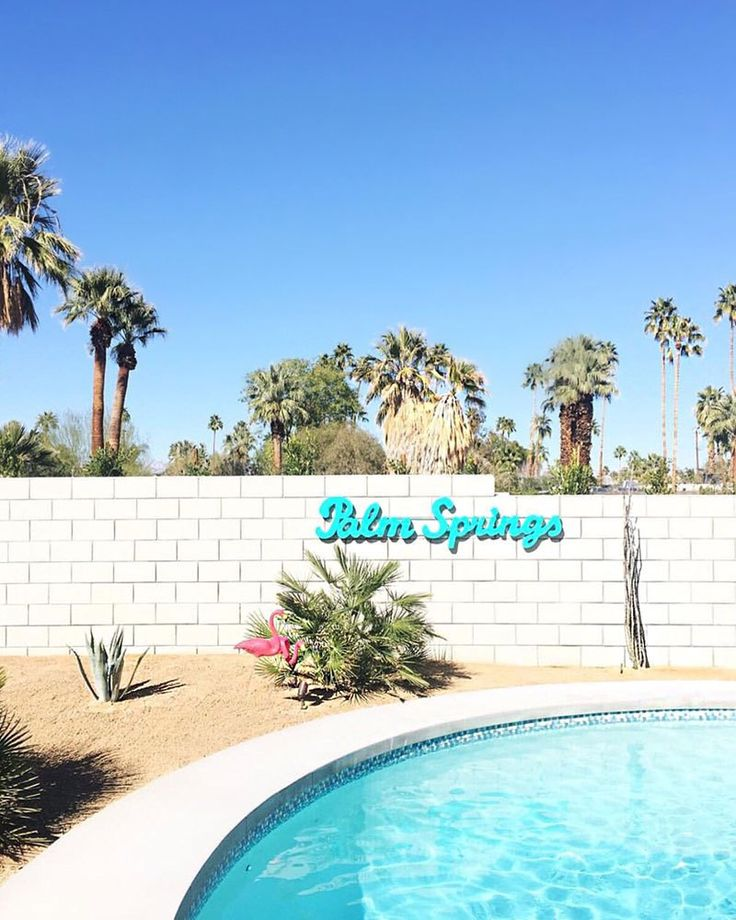 What To Do in Palm Springs #kellygolightly #fredmoser #realsimple…