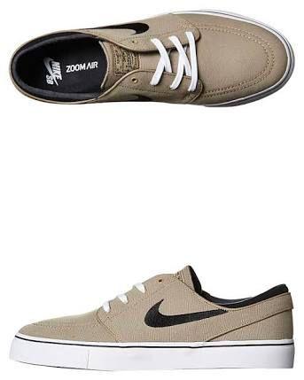 finest selection ae927 32ac0 Nike Sb Zoom Stefan Janoski (khaki black-white)