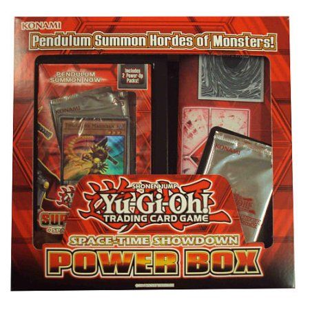 Konami Yugioh 2014 Super Starter Power Wm Box