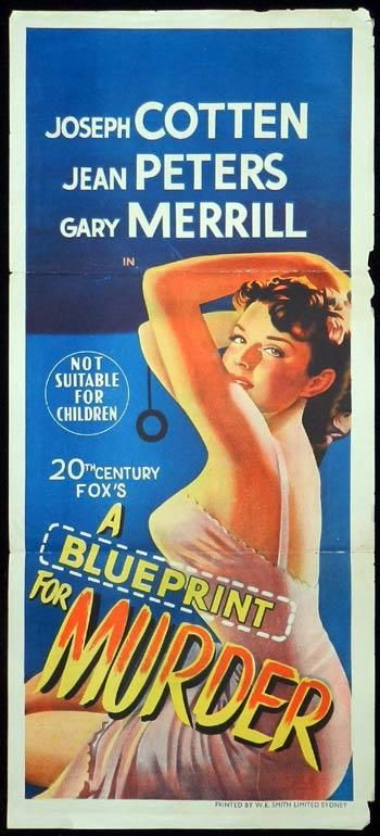 347 best films images on pinterest movie posters classic movies a blueprint for murder andrew l stone 1953 starring joseph cotten malvernweather Gallery