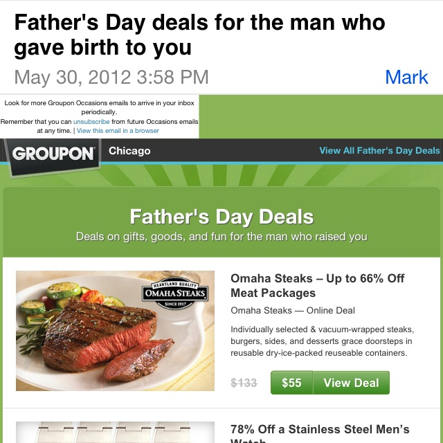 groupon father's day shirts