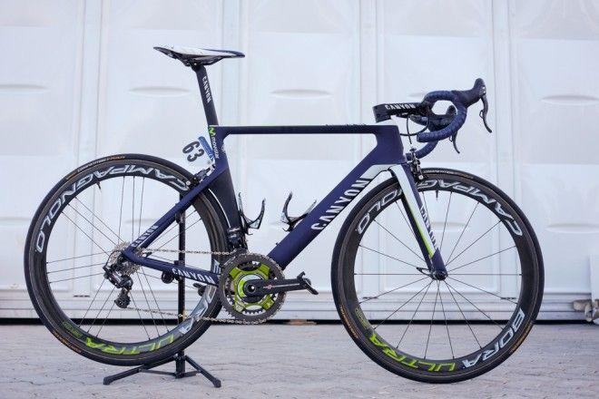 Pro bike gallery: Alex Dowsett's Canyon Aeroad CF SLX - VeloNews.com