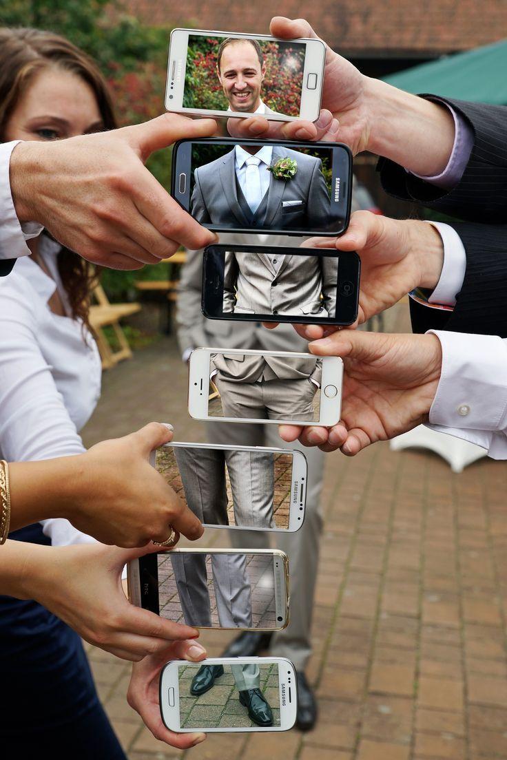 Sammelt mit der EVENTCROWD App alle Handy-Fotos Eurer Gäste ein | Foto von Stephan Lausitz | #Fotoapp #Hochzeitsapp #Hochzeitsfotos