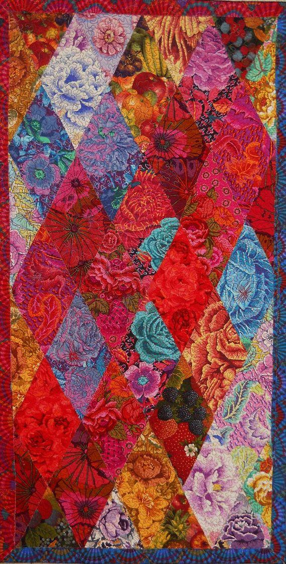 787 Best Images About Kaffe Fassett Quilts On Pinterest