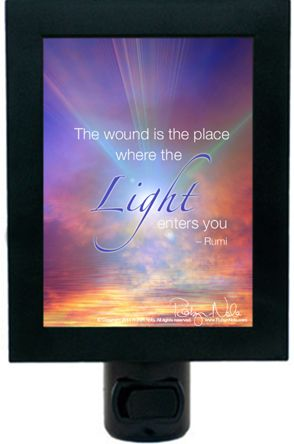 """""""The wound is the place where the Light enters you."""" -RumiLights Enter, Love Life Quotes, Quotes Night, Shops, Night Lights, Rumi Inspiration, Inspirational Quotes, Places, Inspiration Quotes"""