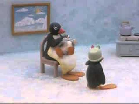Pingu: Pingu Wants Attention