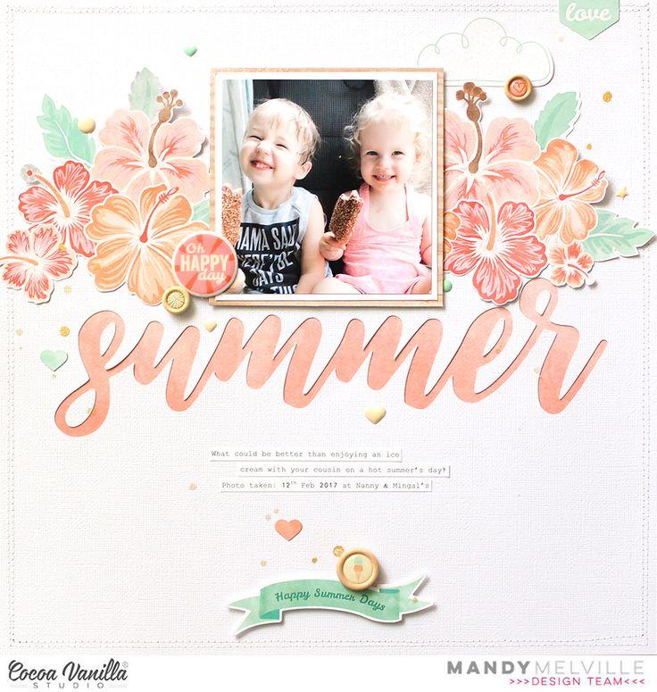 Summer | Endless Summer | Mandy Melville