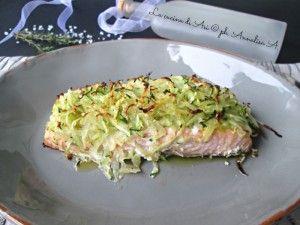salmone al forno La cucina di ASI ©