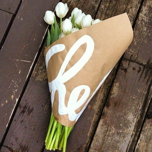 Wedding Altar Weheartit: 10 Best Gift Wrapped Flowers Images On Pinterest