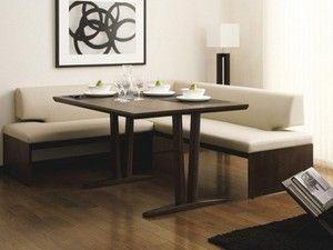 ダイニングテーブル+ソファ→LDテーブルに