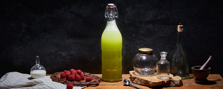 InThe BFG, Sophie befriendsthe big, friendly giant, and learns ofhis favorite drink, Frobscottle. Create your own green and fizzy drinkwith this fun recipe that highlights each of the noted flavors. The BFG is now playing in theaters!