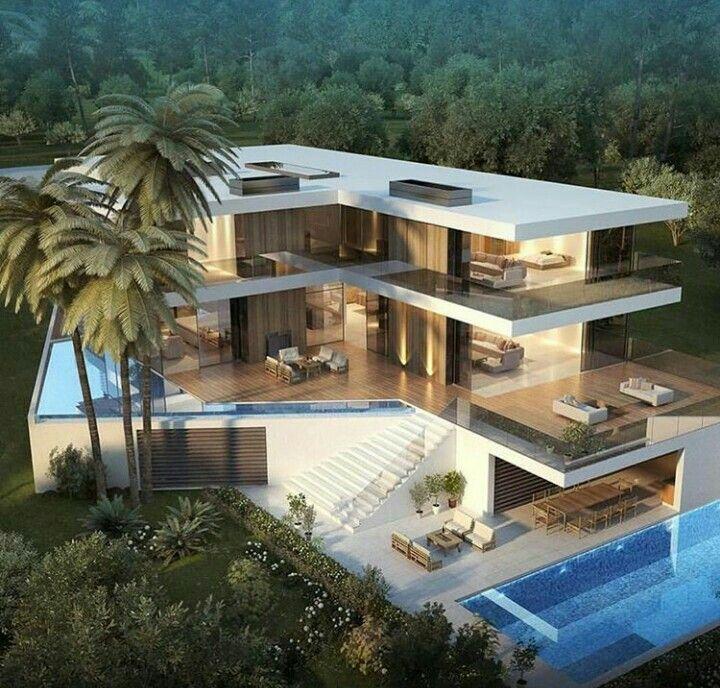 Schöne Moderne Häuser, Modernen Luxus, Moderne Villa, Luxushäuser, Haus  Design, Dr. Who, Newport Beach, Ps, Zeitgenössische Architektur