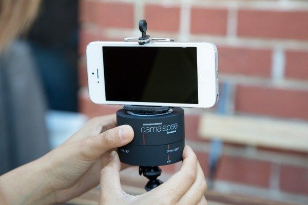 A rotating stand to take flawless 360º panoramas or time-lapse videos. | 33 Products Every iPhone Addict Will Want