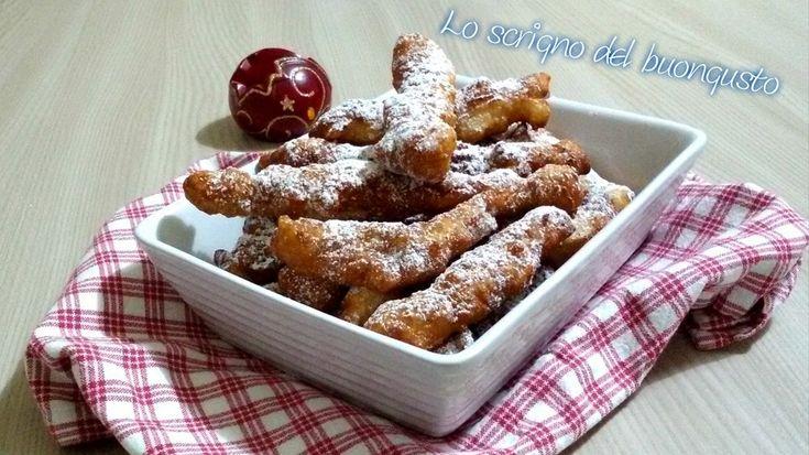 CRISPELLE ABRUZZESI https://loscrignodelbuongusto.altervista.org/crispelle-dolci-abruzzesi/ #crispelle #Abruzzo #ricette #cucina #fritto #Natale #natale2017 #Food