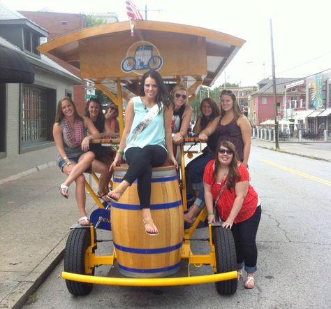 NEW POST: Finally recapping my Nashville Bachelorette party! - Rachel Emily Blog