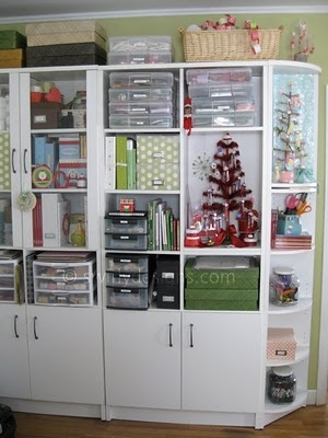 Nice craft cabinet!
