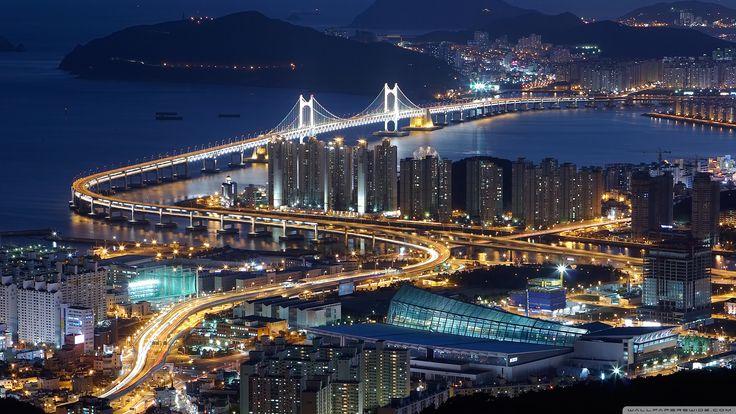 Busan wallpaper