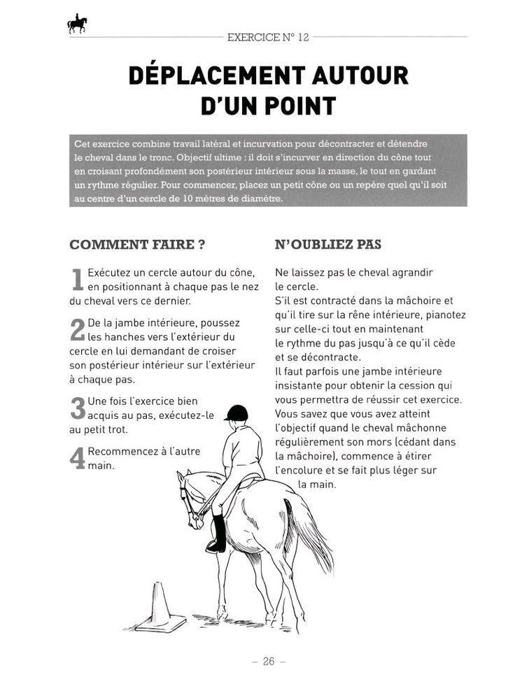 Pdf File Preview 101 Exercises De Dressage J 101exercicesdedressagejaball Exercice Dressage Cours Equitation