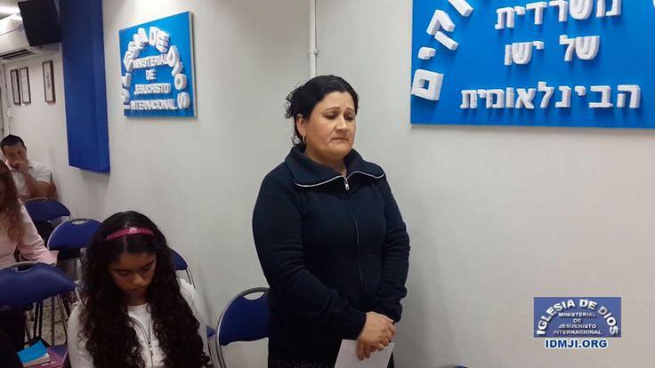 Testimonio de Sanidad en Israel