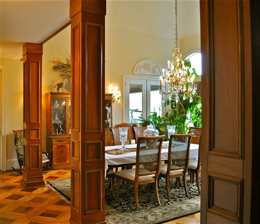 Best 85 Dining Rooms images on Pinterest Home decor